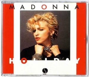 HOLIDAY - UK / GERMANY CD SINGLE